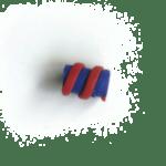 Mutperle für eine Bluttransfusion