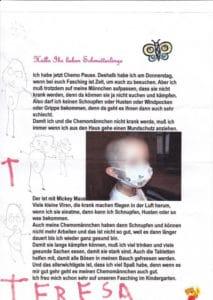 Kindergartenbrief