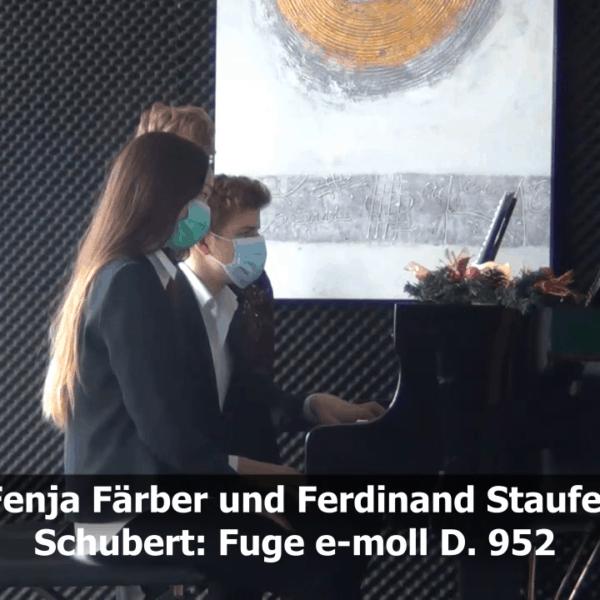Schubert Fuge